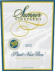 2013 Sumner Vineyards Pinot Noir Rose
