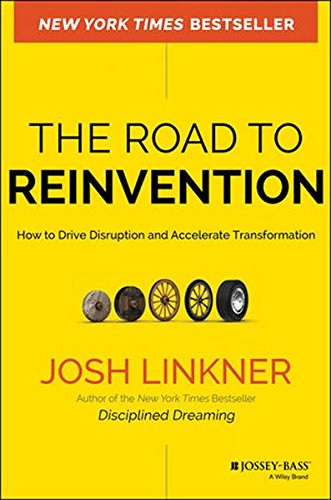 Road Reinvention Disruption Accelerate Transformation product image