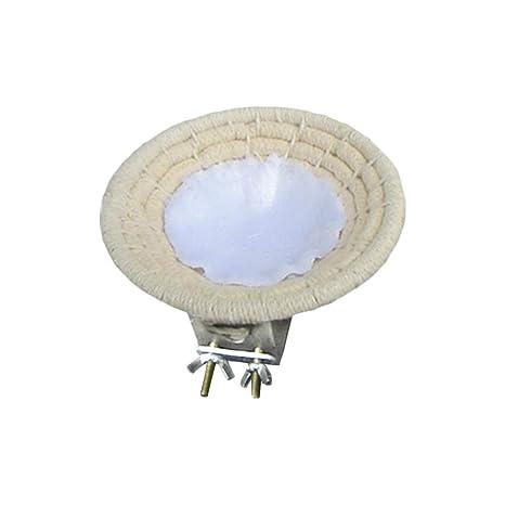 GFEU - Jaula de algodón para pájaros, para cría de pájaros: Amazon ...
