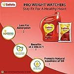 Saffola Active, Pro Weight Watchers Edible Oil, Jar, 5 L 10