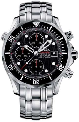 Omega Seamaster Mens 300M Watch 213.30.42.40.01.001
