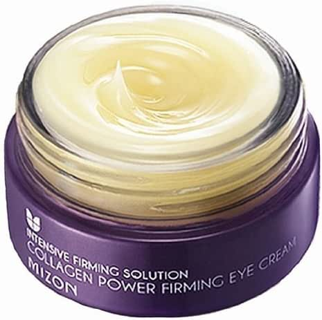 Mizon Collagen Power Firming Eye Cream, Antiaging, Wrinkle Care, Skin Nourished, Moisturizing, Skin Elasticity (25ml)