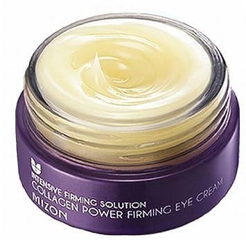 3e4da31dd8d Amazon.com: Mizon Collagen Power Firming Eye Cream, Antiaging, Wrinkle  Care, Skin Nourished, Moisturizing, Skin Elasticity (25ml): Beauty