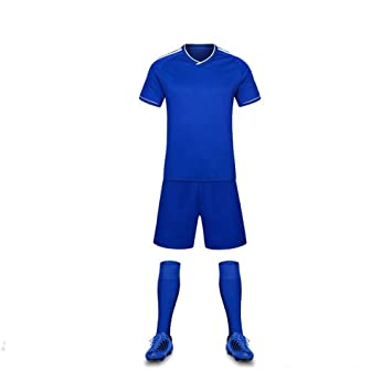 Bokning Camiseta personalizada de Jersey Football Sportswear & Short Pants & Soccer Socks, personalizada con