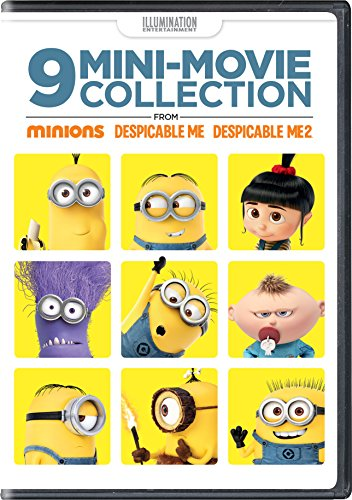 Illumination 9 Mini-Movie Collection -