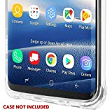 IQ Shield Screen Protector Compatible with Galaxy