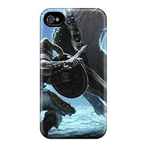 [ukq3582UvdL]premium Phone Cases Ipod Touch 4 The Elder Scroll 5 Skyrim Tpu Cases Covers