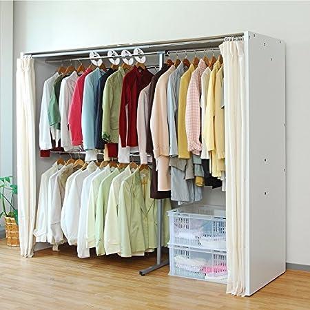 Amazon.com: 40 Unidades ropa rack Tamaño separadores clóset ...