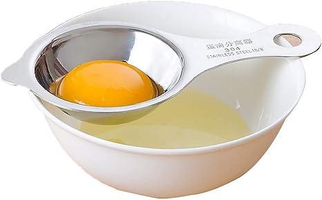 Separador de huevos, separador de filtro de yema blanca ...