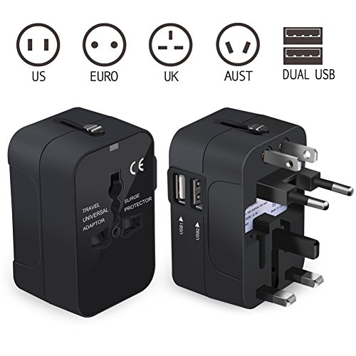 Universal All in One Worldwide Travel Adapter Wall Charger