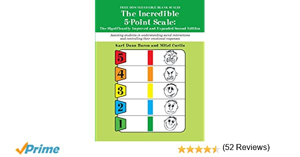 Incredible 5 Point Scale: The Significantly Improved and Expanded ...