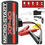 jump starter antigravity - Anti-Gravity MICRO START Series XP1 XP3 XP10 XP10HD Lithium Portable Car, ATV, Motorcycle, Watercraft Jump Starter, Power Bank and Flashlight (XP-10)
