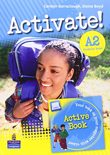 Activate! A2 Students' Book/Active Book Pack