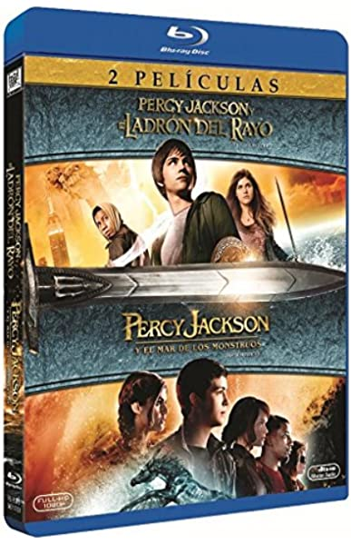 Duo -Percy Jackson 1,2 - Blu-Ray [Blu-ray]: Amazon.es: Logan ...