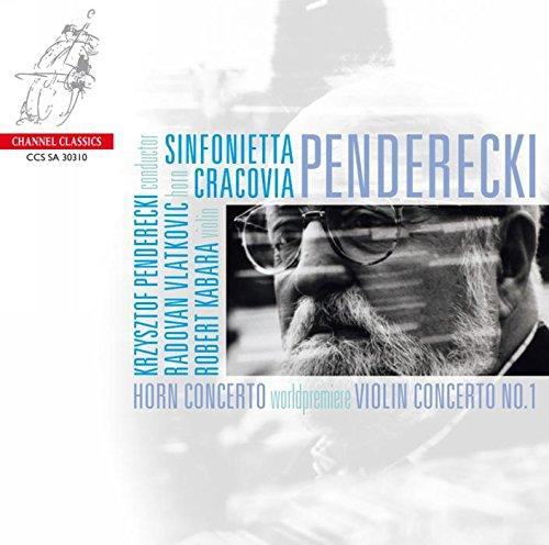Penderecki: Violin Concerto, Horn Concerto