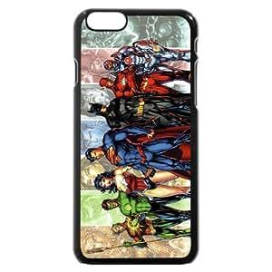 """UniqueBox Justice League Custom Phone Case for iPhone 6 4.7"""", DC comics Justice League Customized iPhone 6 4.7"""