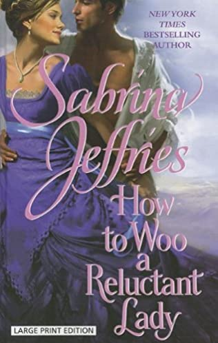 book cover of How to Woo a Reluctant Lady