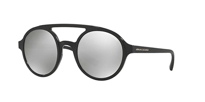 Amazon.com: Armani Exchange ax4060s anteojos de sol 82116 G ...