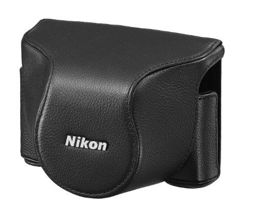 Nikon CB-N4010 SA Lederbereitschaftstasche für 1 V3 Systemkamera