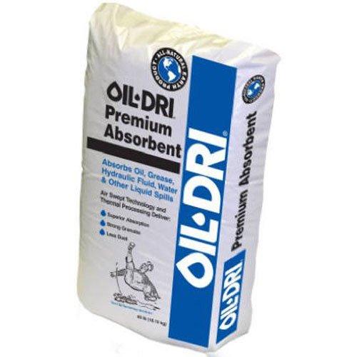 OIL DRI I05090 50 lb Oil Absorbent