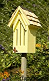 Heartwood Mademoiselle Butterfly House in Yellow