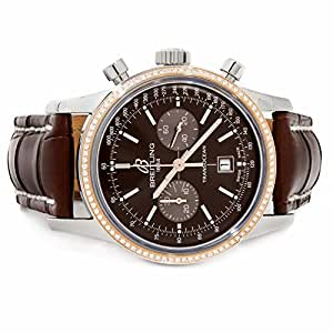 Breitling Transocean automatic-self-wind mens Watch U4131053/Q600 (Certified Pre-owned)