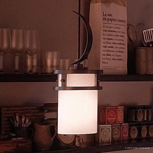 Luxury Rustic Hanging Pendant Light, Small Size: 20