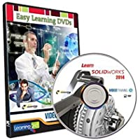 Easy Learning Learn SolidWorks 2014 Video Tutorial Training (DVD)