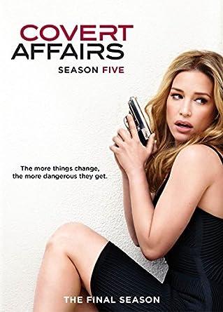 covert affairs saison 5
