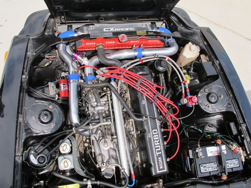 Amazon.com: intercooler piping kit BOV Mounting Bracket for 78-83 Datsun S130 280ZX L28ET Turbo: Automotive
