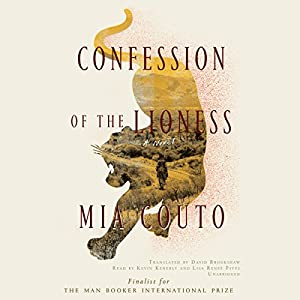 Confession of the Lioness Audiobook