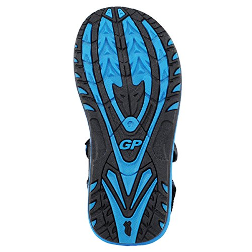 Gold Pigeon Shoes GP6888 Adjustable Durable Outdoor Water Slide Sandal Slippers For Men Women Kids (Size: T10 & up) 7526 Blue nlM0CqMeRz