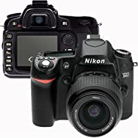 Nikon D80 10.2MP Digital SLR Camera Kit with 18-55mm ED II AF-S DX Zoom-Nikkor Lens