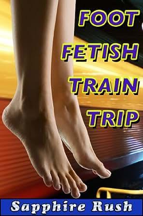 foot job exhibitionist