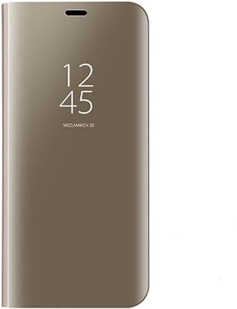 Funda para Samsung Galaxy S8, Samsung S8 Plus, funda con espejo ...