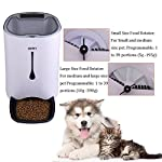 WOpet-7L-Automatic-Pet-Feeder-Food-Dispenser-for-Cats-and-Dogs-Features-Distribution-Alarms-Portion-Control-Voice-Recorder-Programmable-Timer-for-up-to-4-Meals-per-Day