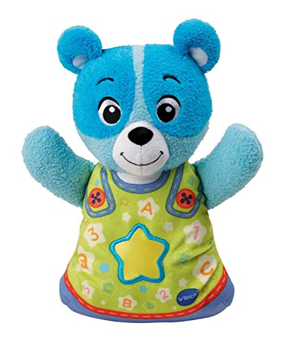 VTech Early Education Toy Baby Soothing Slumbers Bedtime Bear Music, Blue Toy for Kids -  VTech Toys
