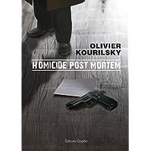 Homicide post mortem: Un thriller médical palpitant (French Edition)