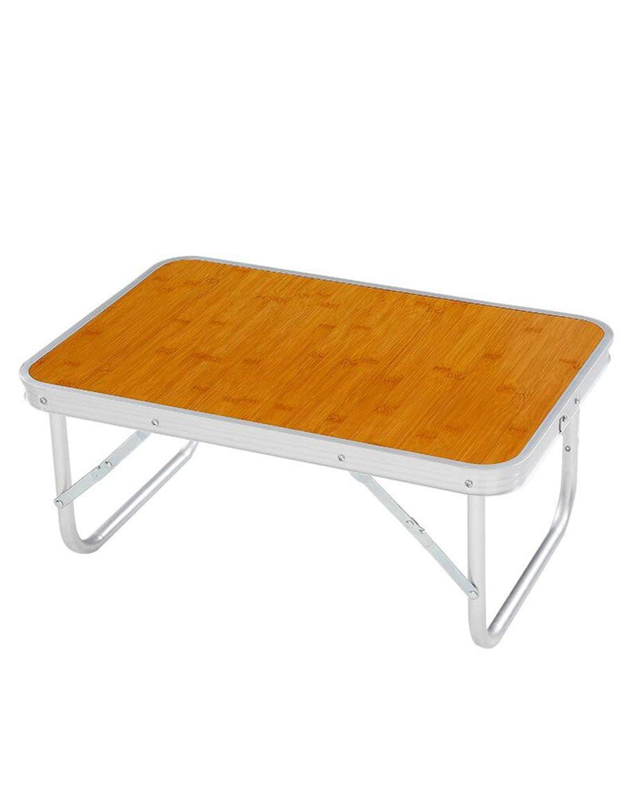 4 WLG TableFoldable Laptop Tables Bed with Lazy Table Simple Indoor Learning Small Table