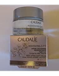 Caudalie Resveratrol Lift Face Lifting Soft Cream Deluxe Sample .5 Ounce