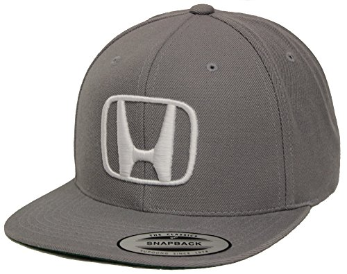 Honda Civic Hat (Honda Gray Snapback)