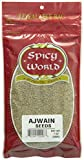 Spicy World Ajwain Seeds, 7-Ounce Pouches (Pack of 6)