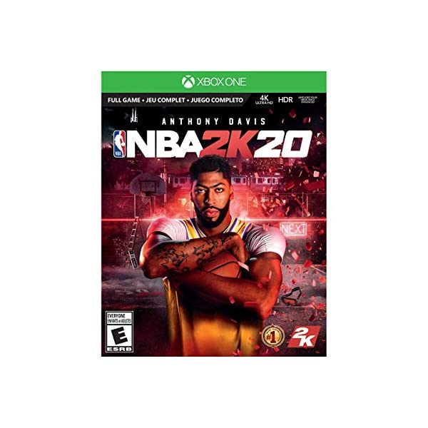 Xbox One X 1TB Console - NBA 2K20 Bundle [DISCONTINUED] 3