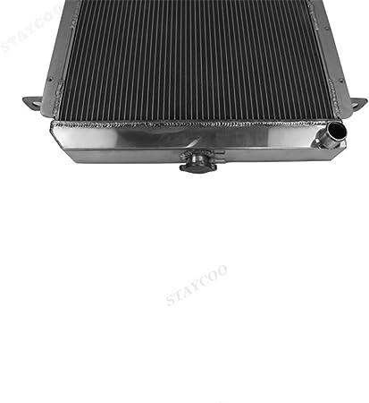 3Rows Aluminum Radiator FOR Toyota LandCruiser 75 Series HZJ75 1990-2001 Manual