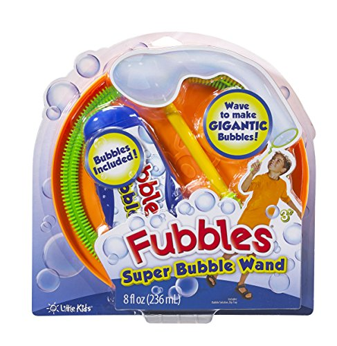Little Kids Super Fubbles Bubble Wand (C - Sesame Street Kite Shopping Results