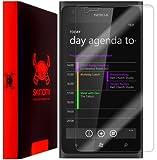nokia lumia 900 screen protector - Nokia Lumia 900 Screen Protector, Skinomi TechSkin Full Coverage Screen Protector for Nokia Lumia 900 Clear HD Anti-Bubble Film
