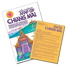 Nancy Chandler's Map of Chiang Mai