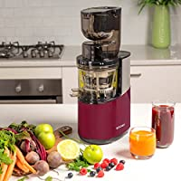 Bio Chef Atlas Whole Slow Juicer Pro – Extractor de zumos, 350W ...