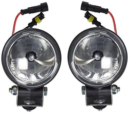 """Price comparison product image Delta Lights (01-3529-HID2) 300H Series 3"""" Round """"Bullet Style"""" H.I.D. Driving Light Kit"""