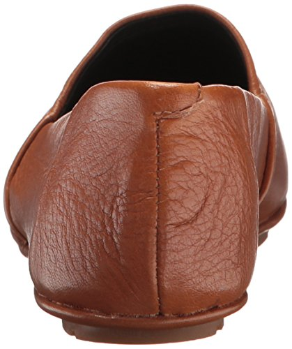 Brown Medium Kenneth Flat Leather Moccasin Jordyn York New Women's Slip Cole on PXwqPrvU